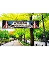 Buiten decoratie banner Sinterklaas 2 meter